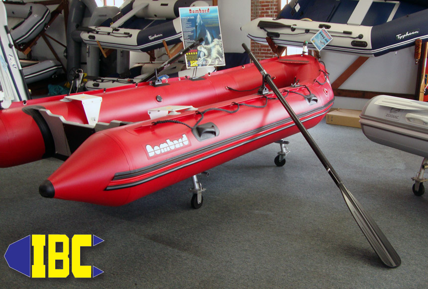 bombard commando c4 with cataract carbon oars