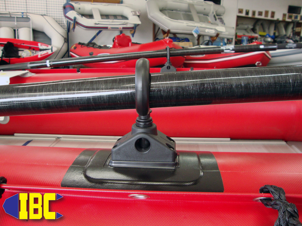 scotty strong back oar lock with adapter 2