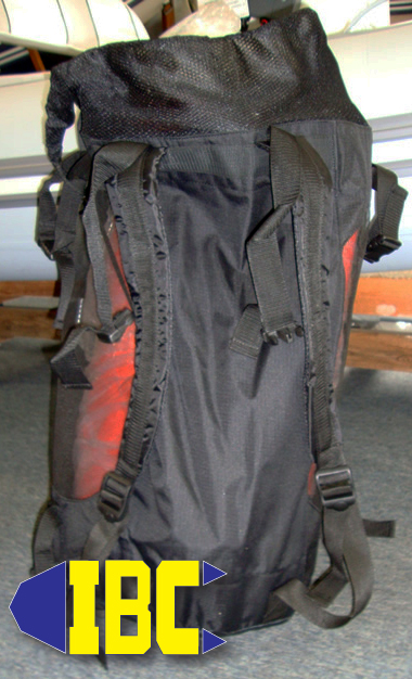 rescue isup board carry bag