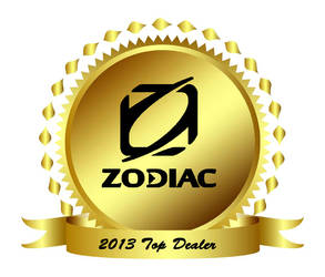 Zodiac Top Ten Dealer North America