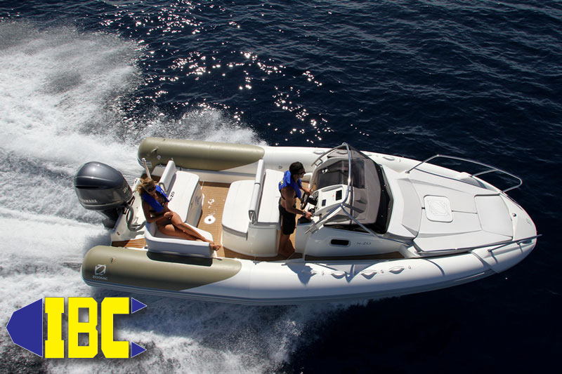 Zodiac NZO 700 Cabin shatters the pre-conceived notions of what an inflatable boat is.