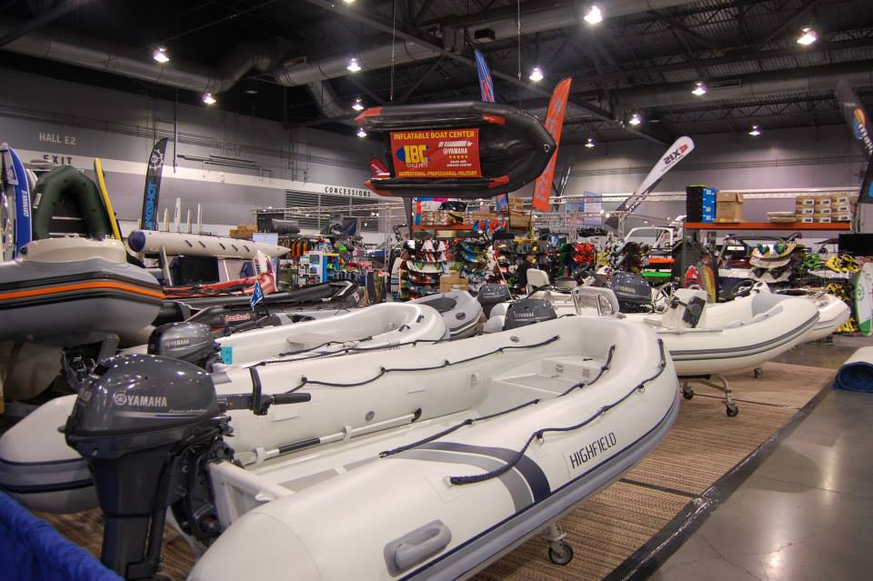 Come see the IBC Booth #214 at The Portland Boat Show