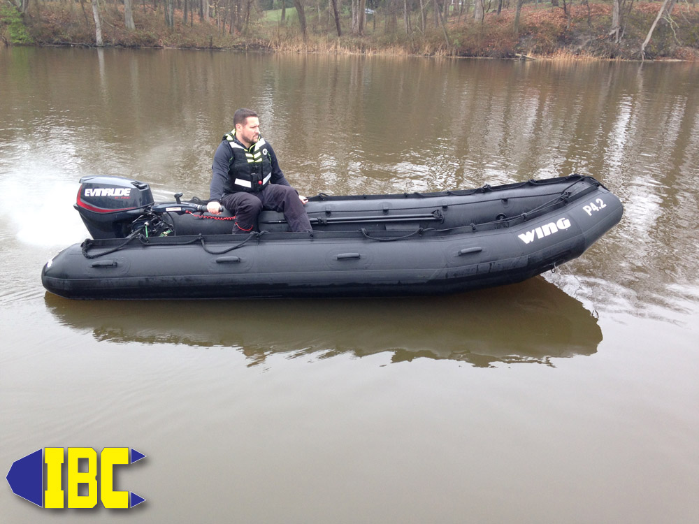 IBC is World's leader in inflatable boats sales and service.