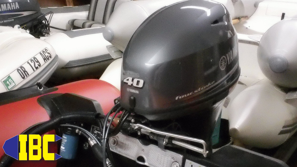 Yamaha f40 cowling inflatable boat center for Yamaha outboard motors portland oregon
