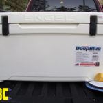Heavy duty and lockable make the Engel Deep Blue our first pick plus it's bear proof!